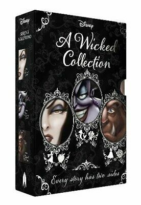 Disney A Wicked Collection: Every Story Has Two Sides (3... by Valentino, Serena