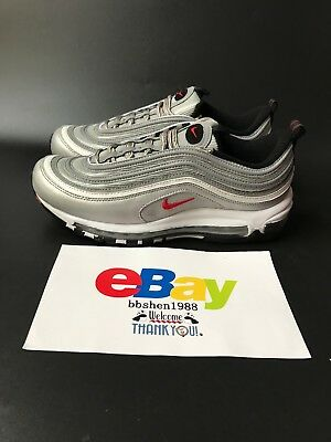 ecf08b8065 ... where can i buy nike air max 97 og qs silver bullet 884421 001 metallic  silver