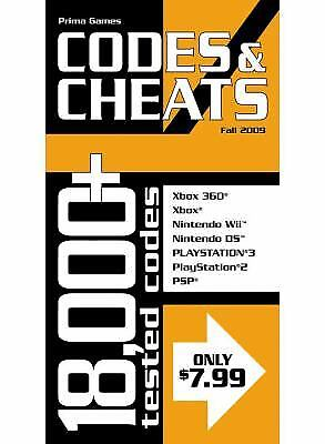 codes cheats fall 2009 prima official game guide codes cheats prima official game guide.html