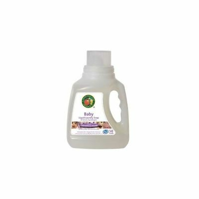 Ecos Baby Laundry Liquid Chamomile & Lavender - 50 Washes 1.5Ltr