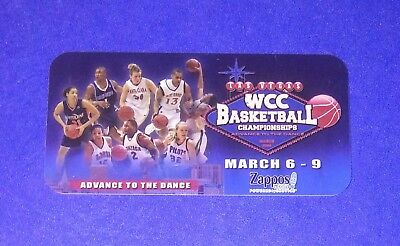 The Orleans Hotel Casino Las Vegas 'WCC Basketball'  Room Key Card