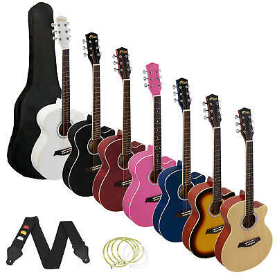 Tiger Small Body Acoustic Guitars for Beginners