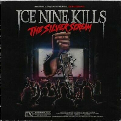 Ice Nine Kills - Silver Scream Explicit Version [CD New]
