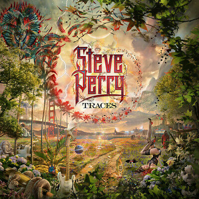 Steve Perry - Traces [CD New]