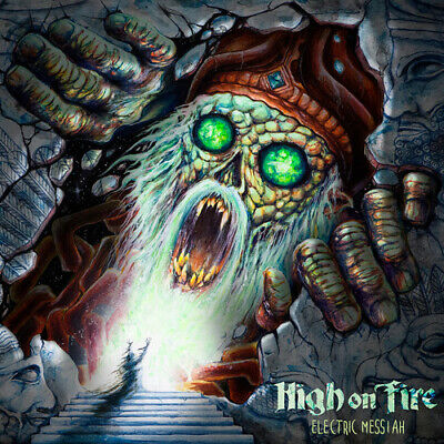 High On Fire - Electric Messiah [CD New]