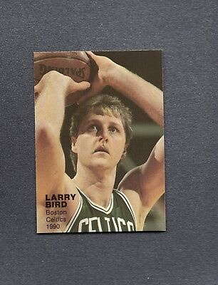 1989-90 NBA Basketball Superstars 3 of 5 Larry Bird HT 14829