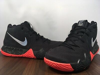 the best attitude 6b592 bd1c5 italy nike kyrie 4 mens silver orange ef686 ded64