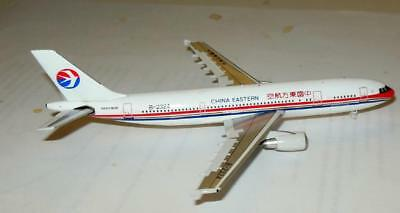 PHOENIX CHINA EASTERN A300-600 #ph1139 1/400 Scale Diecast Airplanes