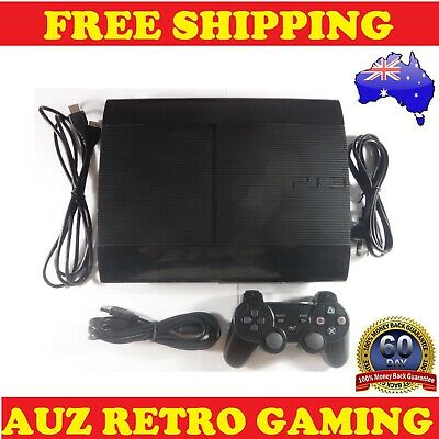 Sony PS3 Playstation 3 Console Pack 120GB CECH-2002A