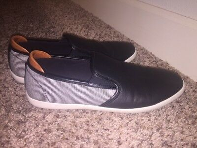 ab49c24a82e2 Men's Sonoma Goods for Life Kevin Slip on Shoes Loafers Black Size 10