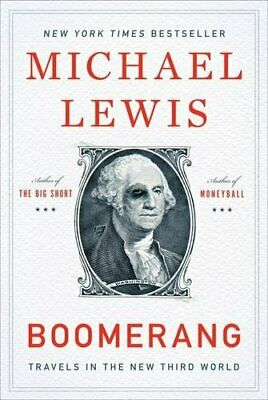 BOOMERANG IE PA (LEWIS) by Lewis, Michael Book The Cheap Fast Free Post