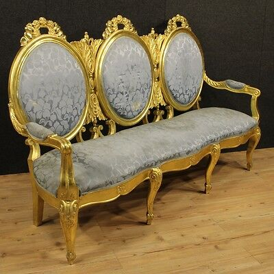 Sofa couch golden furniture wood cabinet antique style 900 XX cabinet antiquity
