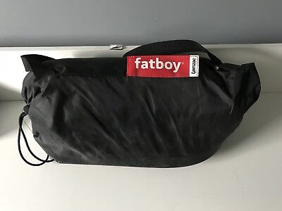 Fatboy Lamzac 2.0 Outdoor Seating  Black
