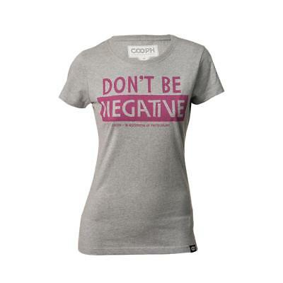 Cooph T-Shirt DON'T BE - Heather gray Small
