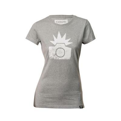Cooph T-Shirt FLASH -    Heather gray Small