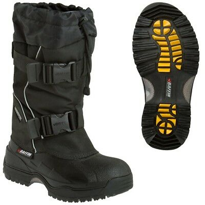 Baffin Impact Mens Winter Snow Boots Black