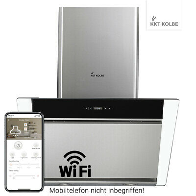 CAPPA ASPIRANTE DA cucina 60 cm touch-screen Smart App con ...