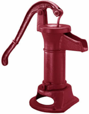 Water Source PP500NL Cast Iron Pitcher Pump, No Lead, 25' Max Lift