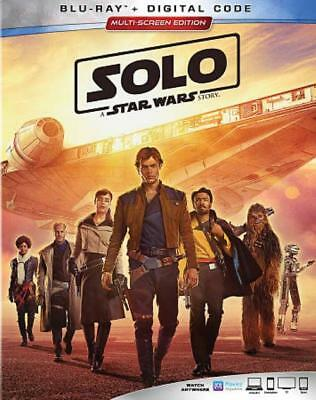 Solo: A Star Wars Story New Blu-Ray/dvd