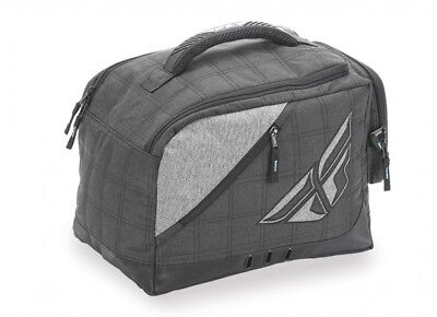 Fly Racing Helmet Garage 2017 Gear Bag Black/Gray