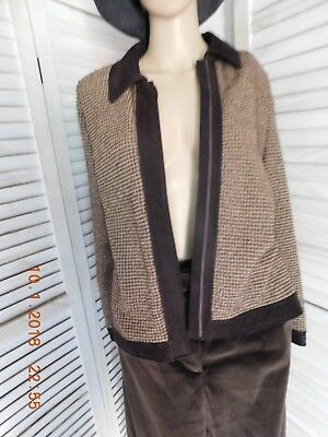 St John Collection By Marie Gray Pant Suit Size 10