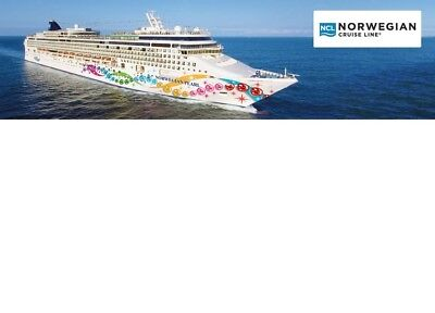 Ncl Norwegian Cruise Next $250 Deposit 3 Day Sale Price Certificate Exp Aug 2022