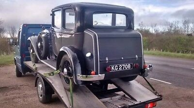 Classic car collection delivery transport service yorkshire midlands london