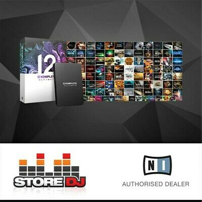 Native Instruments Komplete 12 Ultimate Upgrade (from Komplete K8-K12)
