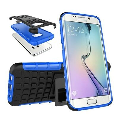 Samsung 6 Rugged Shock Proof Heavy Duty Tough Hard Stand Case Cover