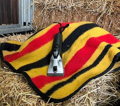 Horse Clipper Masterclip Variable Speed V-Series Clippers 2 Year UK Warranty  🐴