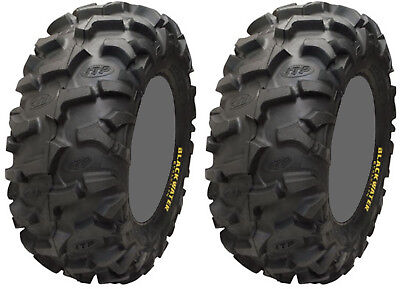 ITP 6P0517 Black 34x10R-17 Blackwater Evolution Tire Front//Rear