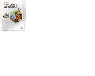 Adobe Photoshop Elements 6 and  Adobe Premiere Elements 4 Software for WINDOWS