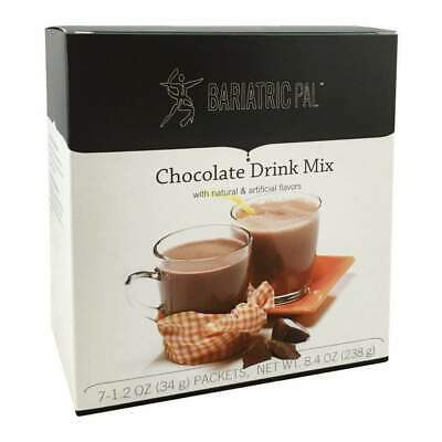 BariatricPal 18g Protein Hot or Cold Drink Mix - Chocolate