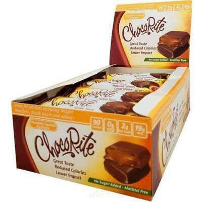 Sugar-Free Chocolate Covered Caramels by ChocoRite