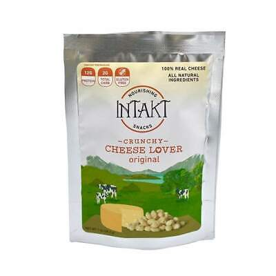 Intakt Snacks Cheese Lover - Original