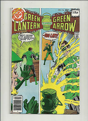 Green Lantern  #116  F/VF  1st Guy Gardner as Green Lantern!!