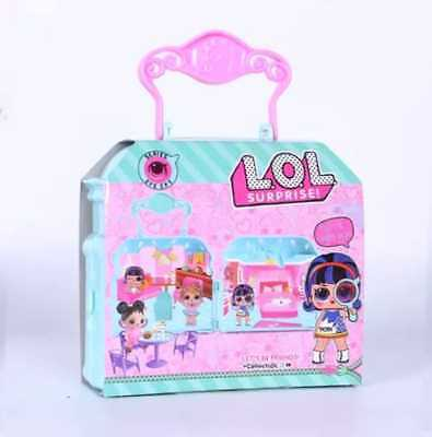 Lol Surprise Doll Hand Bag Edition (12 Surprises!) Eye Spy Series