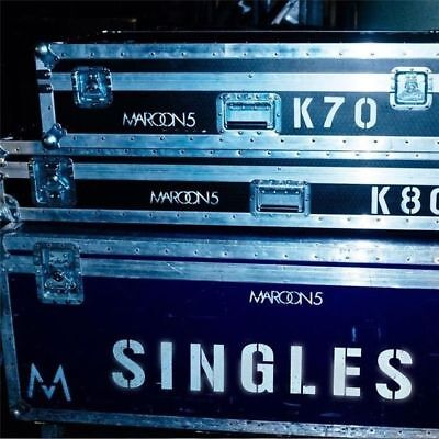 MAROON 5 - Singles CD *NEW* 2015 Greatest