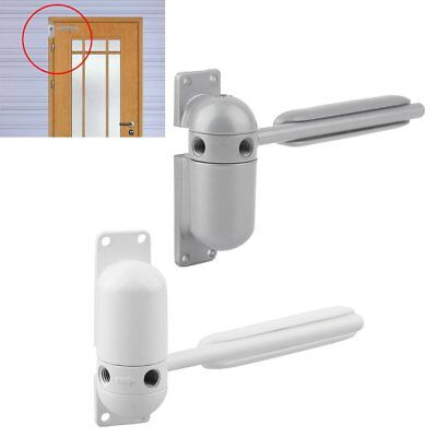 Surface Mounted Automatic Door System Closer Fire Rated Spring Loaded Adjustable