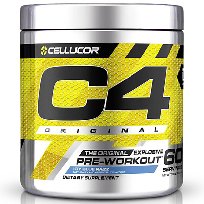 Cellucor C4 Original Id Series 60 Serves // Various Flavours Pre Workout