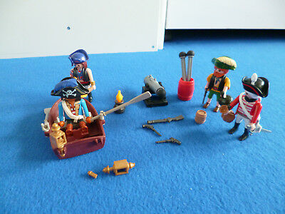 PLAYMOBIL Piraten Set 4 Figuren
