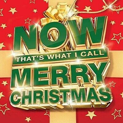 Various Artists - Now That's What I Call Merry Christmas 2018 [New CD]