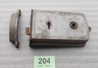 Antique Rim Lock Door Latch Locks keep 204