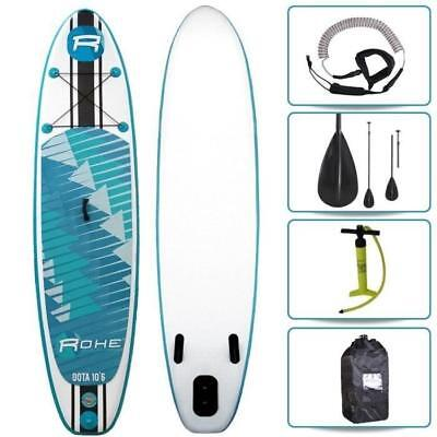 Rohe Pack Stand Up Paddle Gonflable Oota 10'6/320Cm X 3
