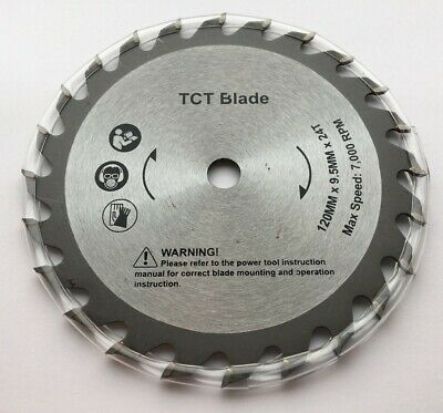 Saw Blade For Worx WX429 Compatible 120mm Circular Saw