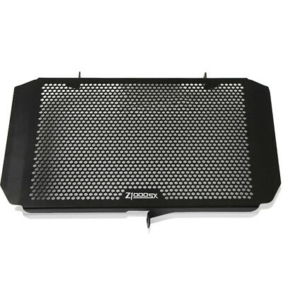 Stainless Radiator Cooler Grill Guard Cover For Kawasaki Z1000SX 2010-2018 logo