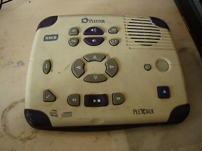 Plextor Rnib Plextalk Cd Player Fad44 Kha61