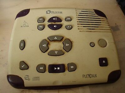 Plextor Rnib Plextalk Cd Player Fad44 Kha63