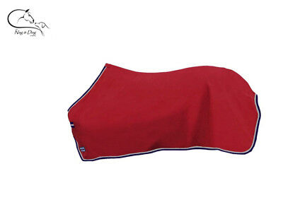"""HKM """"Madrid"""" HORSE COB PONY SHOW TRAVEL FLEECE RUG Stable Cooler FREE DELIVERY"""