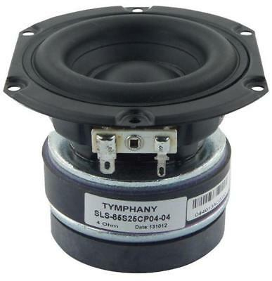 """60W 3.5"""" SLS Woofer Driver - PEERLESS BY TYMPHANY"""